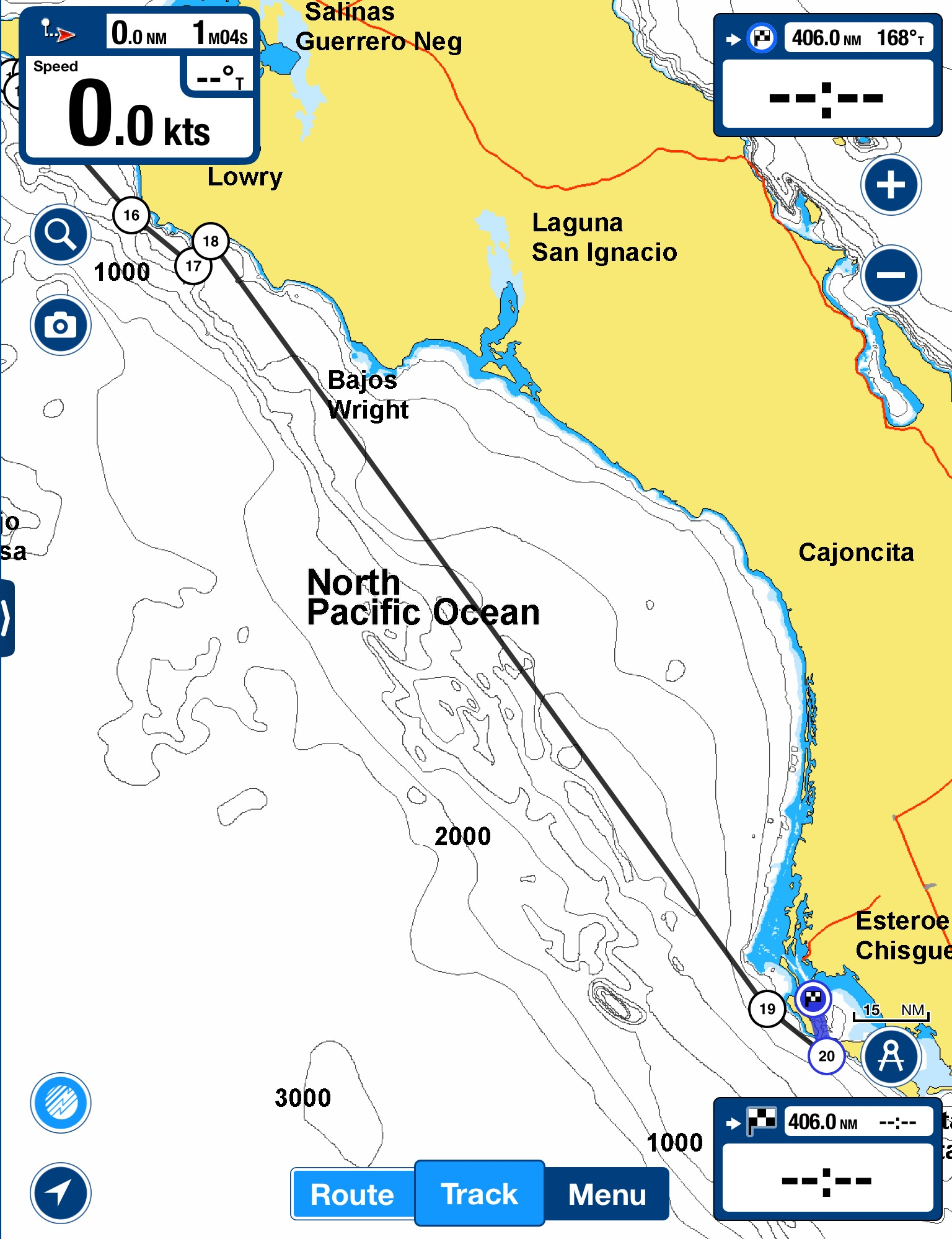 Pacific Side Of Mexico Map.Cruising Tips 1 0 Traveling South From San Diego To Cabo San Lucas